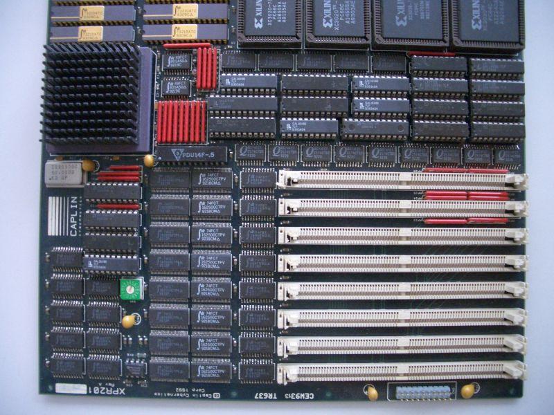 XPR201-i860side